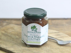Onion and Pineapple Chutney 200g.