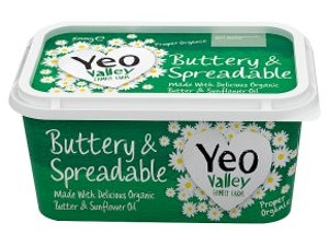 Butter, Organic Spreadable, 500g