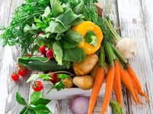 Seasonal Vegetable Bundle, Small