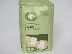 Flour, Organic Strong White, 1.5kg