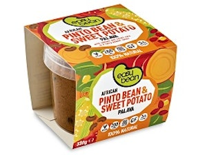 African Pinto Bean & Sweet Potato Palava, 320g