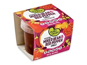 Mexican Mixed Bean & Red Pepper Chilli, 320g