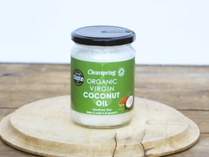 Coconut Oil, Organic Virgin, 400g