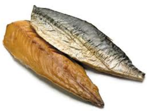 Smoked Mackerel Fillets, 150g approx