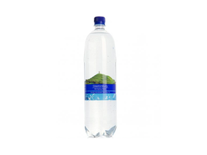 Glastonbury Sparkling Spring Water, 1 ltr + 50% Free (recyclable plastic bottle)