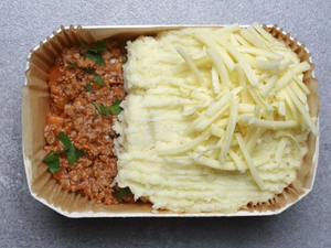 Cottage Pie, Single Portion, 250g