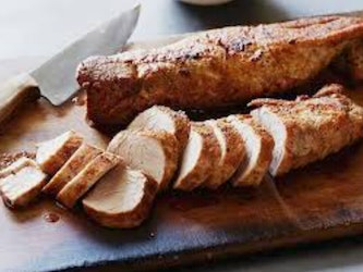 Organic Somerset Pork Tenderloin, 500g approx