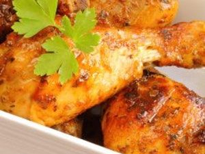 Free Range BBQ Flavoured Chicken Drumsticks and Wings Pack