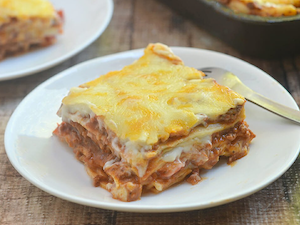 Homemade Lasagne, Single Portion, 250g