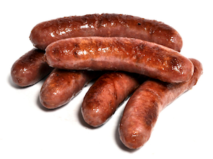 Organic Somerset Beef Sausages, 400g approx