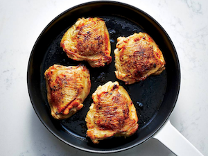 Free Range Chicken Thighs, pack of 4
