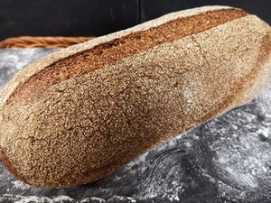 Small Brown Sourdough Bloomer, Sliced, 500g