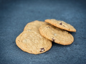 Chocolate Chip Cookies, pack of 4