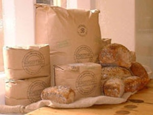 Organic Fine Wholemeal Stoneground Flour – 1.5kg