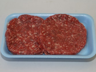 Blackmore Vale Beef Burgers, around 200g each, 2 per pack 100%Beef