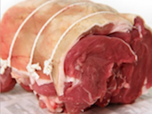 Shoulder of Somerset Lamb (boned/rolled),  from 750g