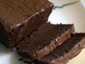Chocolate Fudge Loaf