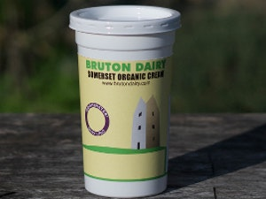 Organic Double Cream – 250ml