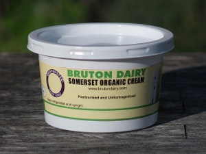 Organic Double Cream – 125ml