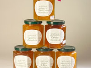 Three Fruits Marmalade (Orange, Lemon and Grapefruit), 340g