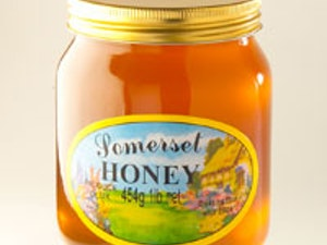 Honey Clear 340g.