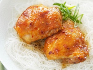Free Range Chicken Thighs, pack of 2
