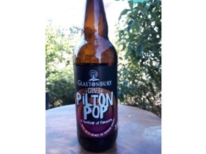 Glastonbury Ales Pilton Pop, 4.2% abv, 500ml