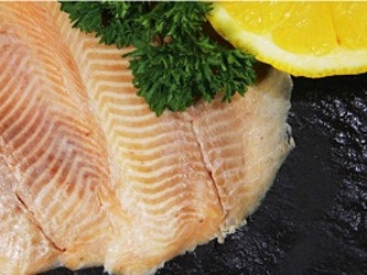 Fillet Hot Smoked Trout (ready to eat) min. 113g.