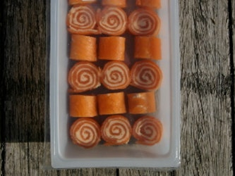 Small Pack of Roulades 70g.