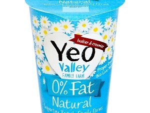 Organic Fat-free Natural Yoghurt 500g.