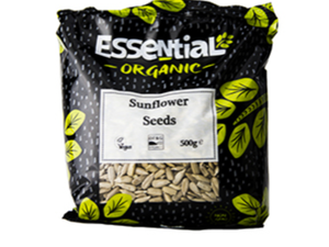 Sunflower Seeds, Organic, 500g