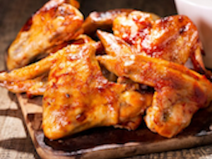 Free Range Chicken Wings, pack  of 8
