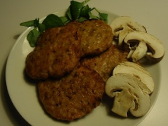 Free Range Chicken Burgers  Pack of 4,