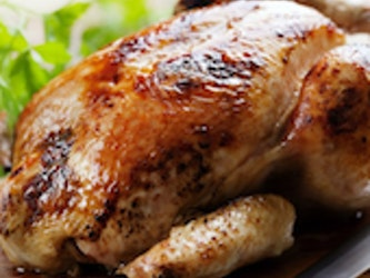 Free Range Oven Ready Chicken (Medium), 1.9kg – 2.4kg.