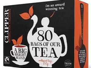 Everyday Tea Bags Box of 80, Fair Trade