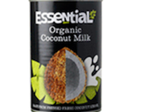 Coconut Milk, Organic, 400g,