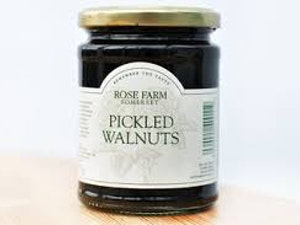 Pickled walnuts  270g