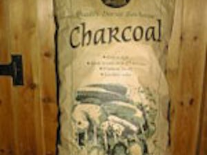 Charcoal from Local Managed Woodlands. BBQ Ready 4.5-5kg