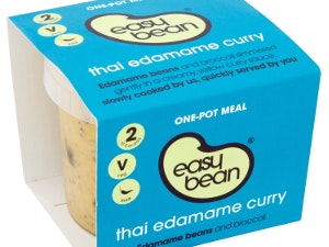 Bean Pot, Thai Edamame Curry, 320g
