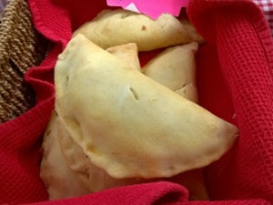 Gluten Free Mixed Vegetable Curry Pasty, Frozen
