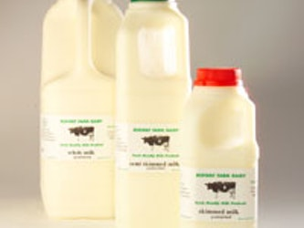 Blue Top 500ml Unhomogenised Somerset Whole Milk