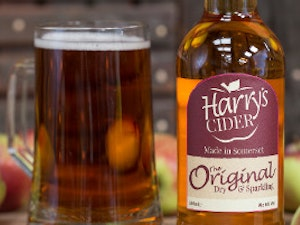 Harrys Original Dry Cider, 6% abv, 500ml