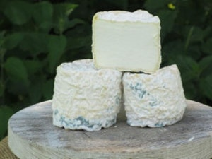 Dumpling Organic ewes milk cheese, 180g approx