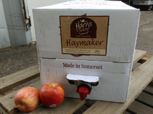 Harry's Haymaker Medium Cider, 20 litres, 6% abv