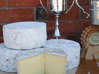 Six Spires Hard Cows Cheese (Rinded) Wheel approx 2Kg