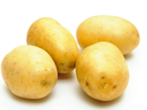Potatoes, White (Washed), 1kg