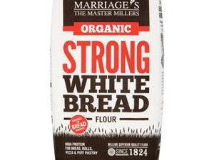 Organic Strong White Flour – 1kg
