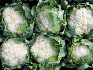 Cauliflower, large, each