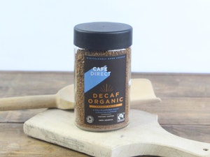 Café Direct Organic Instant Decaffeinated Coffee 100g – Fairtrade