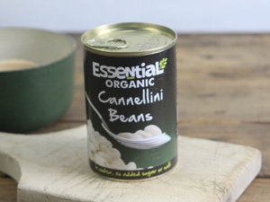 Cannellini  Beans, Organic, 400g